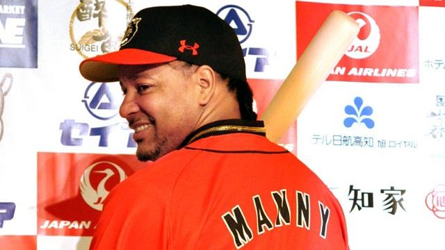 Beisbol, MLB: Manny Ramírez iniciará un nuevo capítulo de su carrera en Japón