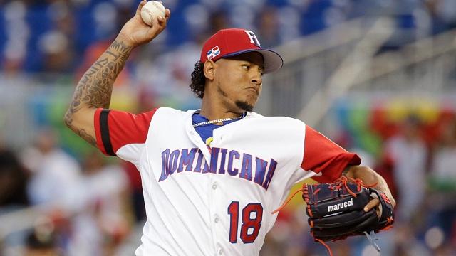Beisbol, WBC: Carlos Martínez abriría por Dominicana ante Puerto Rico en la segunda ronda