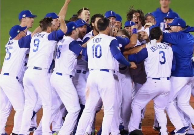 Beisbol, WBC: Italia viene de atrás y deja a México en el terreno, abriendo la actividad del Grupo D