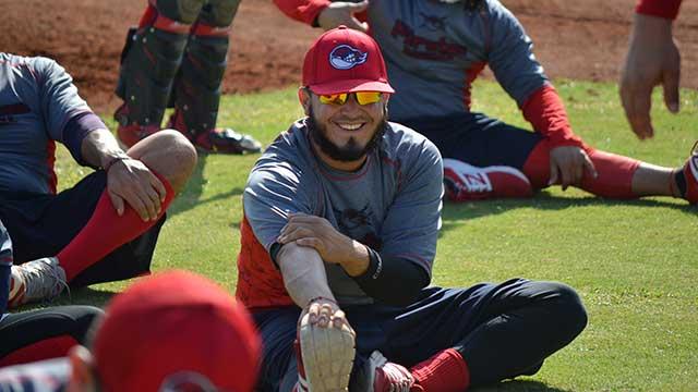 Beisbol, LMB: Abel Amaya e Iván Salas ya entrenan con Piratas de Campeche