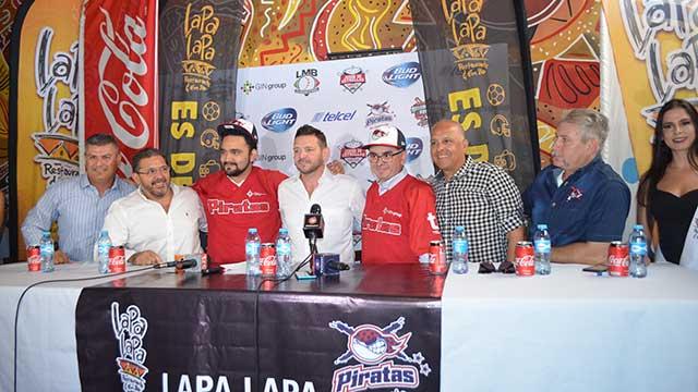 Beisbol, LMB: Piratas dio a conocer detalles rumbo al inicio de la temporada 2017