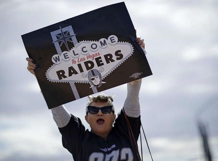 NFL, Futbol Americano: Los Raiders jugarán en Las Vegas