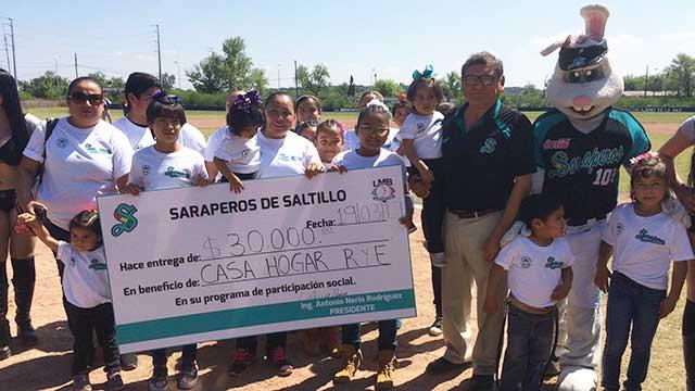 Beisbol, LMB: Saraperos gana por blanqueada la Copa Gobernador