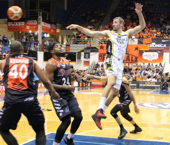 LNBP, Baloncesto: Soles sigue con vida en la serie final