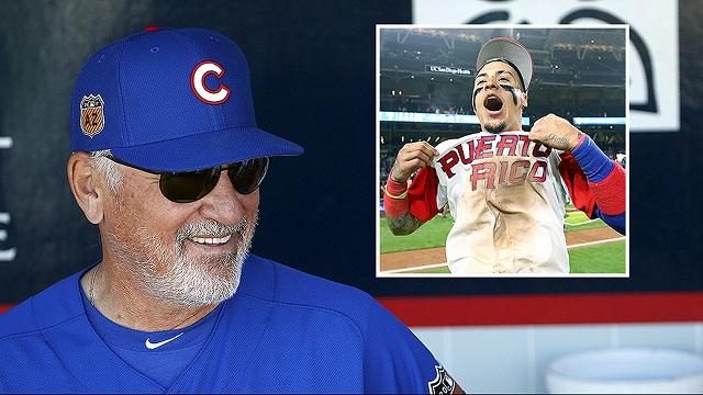 Beisbol, WBC: Joe Maddon propone que se juegue una serie entre el campeón de MLB y del WBC