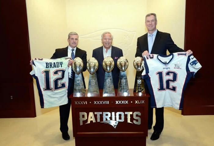 Futbol Americano: Devuelve FBI camisetas robadas a Tom Brady
