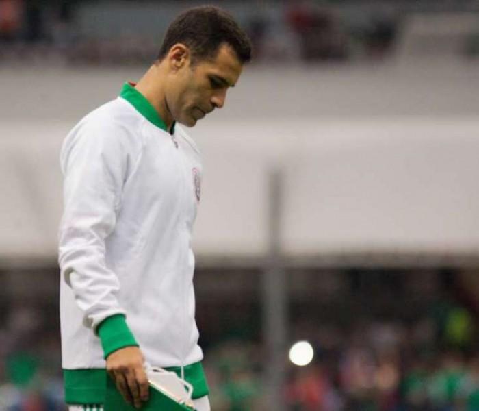 Fútbol: Rafa Márquez es sometido a una cirugía
