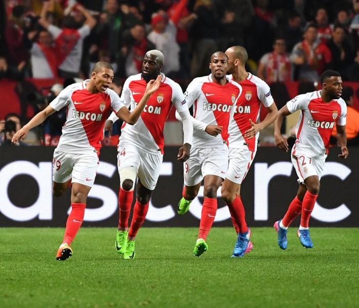 Futbol: Mónaco acabó con el Manchester City de Guardiola