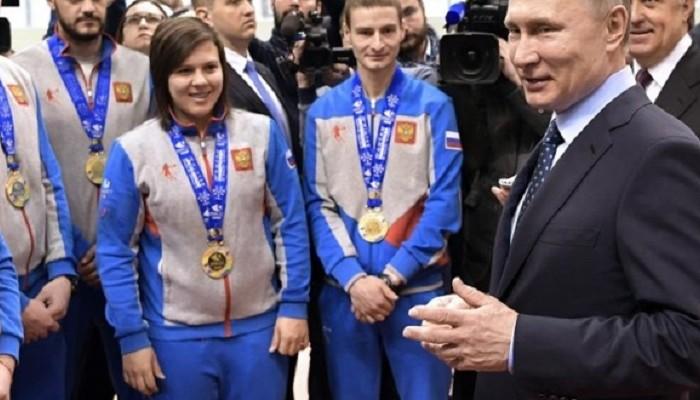 AMA: Agencia Mundial Antidopaje se alegra por declaraciones de Vladimir Putin