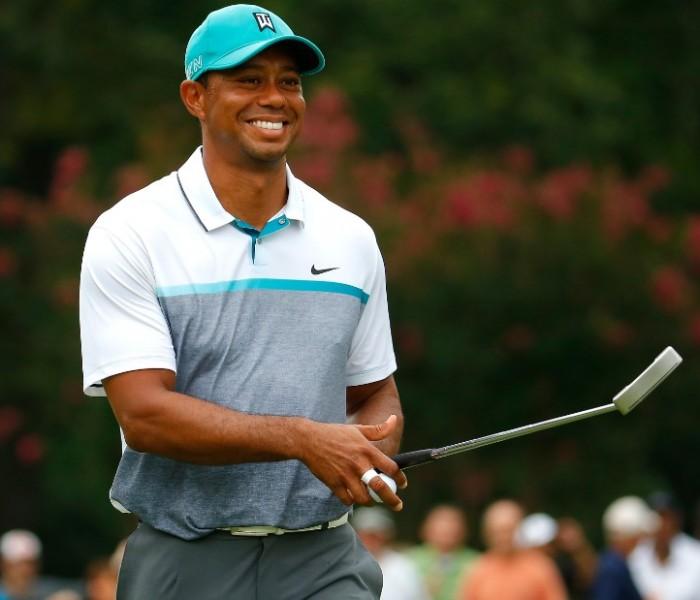 Golf, Mexico Championship: ¡Tiger Woods ya está en México!