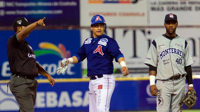 Beisbol, Monclova derrota a Monterrey 3-1, se lleva la serie