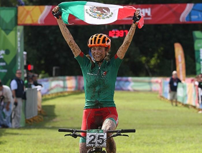 Ciclismo: México consigue oro, plata y bronce en el Panamericano