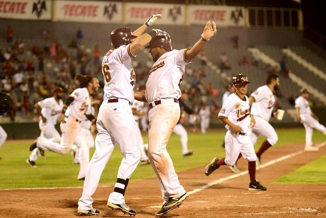 Beisbol, LMB: Delgado define para Vaqueros y en extra innings barren a Generales