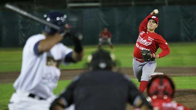 Beisbol, LMB: Diablos Rojos venció a Bravos y se apoderó de la serie