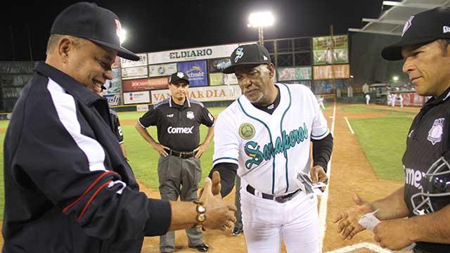 Beisbol, Sultanes empareja la serie ante Saraperos