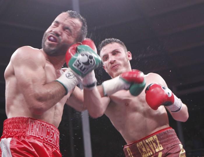 """Box: Omar Chávez noquea en dos rounds al """"Inocente"""" Álvarez"""