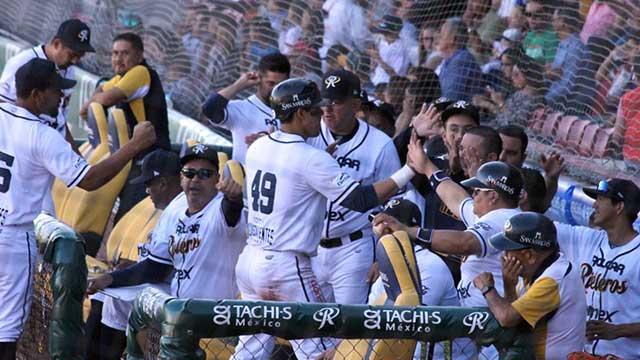 Beisbol, LMB: Rieleros rompió el invicto a De La Cruz para quedarse con la serie