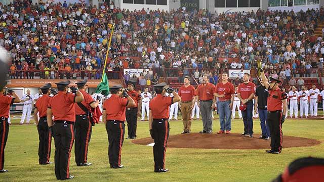 Beisbol, LMB: Piratas vino de atrás y venció a Olmecas en la inauguración en Campeche
