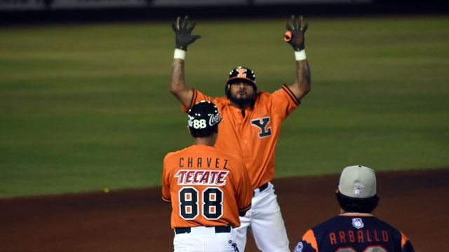 Beisbol, LMB: Leones de Yucatán ruge en el Kukulcán y barre a los Tigres