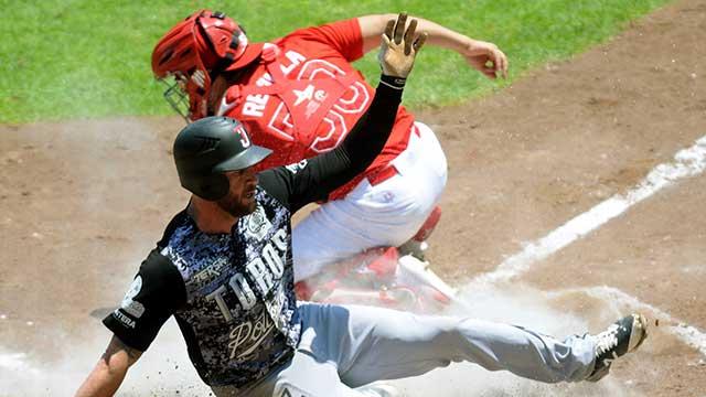 Beisbol, LMB: Toros derrotó a Diablos para llevarse el último de la serie