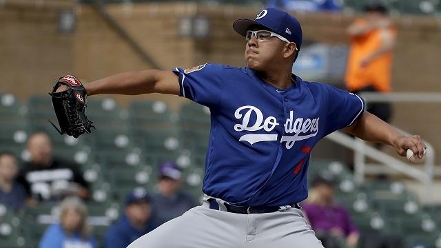 Beisbol, MLB: Julio Urías sigue programado para lanzar con Oklahoma en Triple A