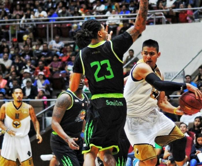 CIBACOPA, Baloncesto: Regresan las Águilas al camino de la victoria