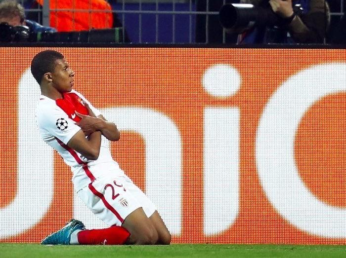 Fútbol: Mónaco derrota en Alemania al Dortmund