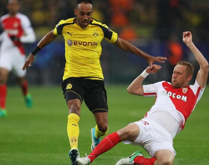 Fútbol: Mónaco quiere confirmar su lugar en semifinales ante el Dortmund