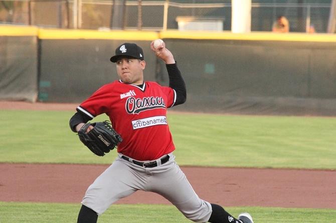 Beisbol, LMB: Brillante labor de Irwin Delgado y Guerreros ganan el primero en Aguascalientes.