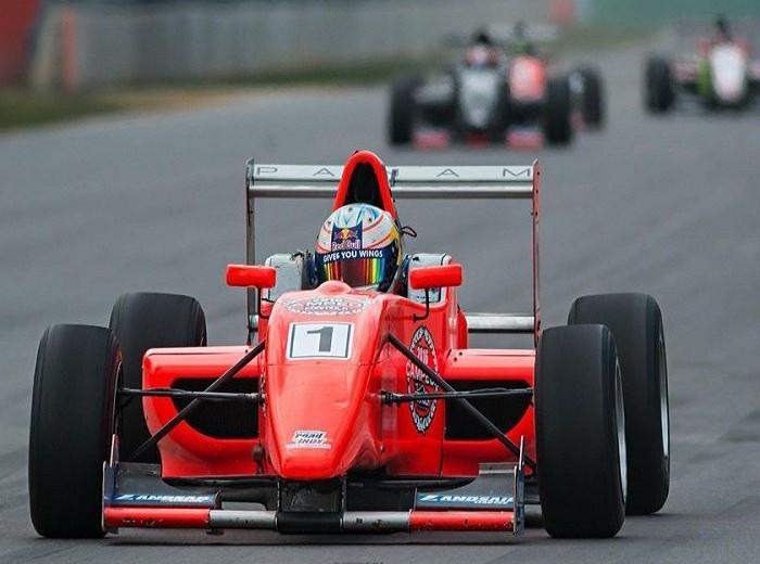 Automovilismo: Axel Matus correrá en Mónaco con Formula Renault 2.0 Eurocup