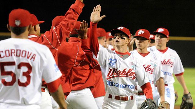 Beisbol, LMB: Diablos saca el poder ofensivo para igualar la serie a Generales