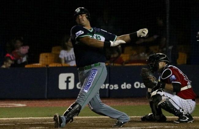Beisbol, LMB: Generales se quedaron con el primero en Oaxaca.