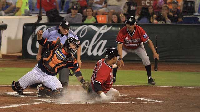 Beisbol, LMB: Guerreros de Oaxaca aseguraron serie como visitantes en Cancún.