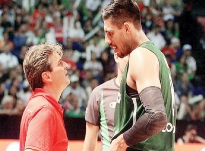 FIBA, Baloncesto: Ayón no estará presente