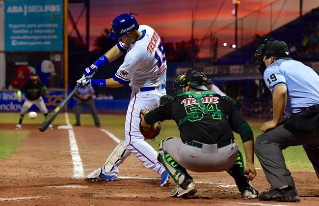 Beisbol, LMB: Acereros aseguran la serie ante Leones de Yucatán.