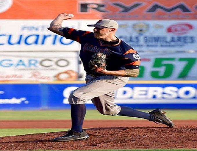 Beisbol, LMB: Magistral trabajo de Loe y Tigres aseguraron la serie en Monclova.