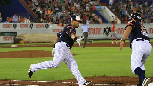 Beisbol, LMB: Con apretado score, Tigres ganó el primero a Diablos en Cancún