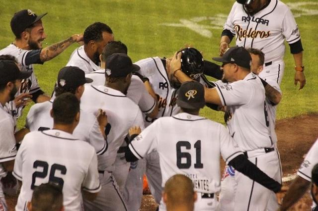 Beisbol, LMB: Saúl Soto fue el héroe en el triunfo de Rieleros.