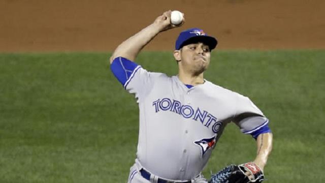 Beisbol, MLB: Stroman, Pillar y Osuna brillaron en la victoria de Azulejos