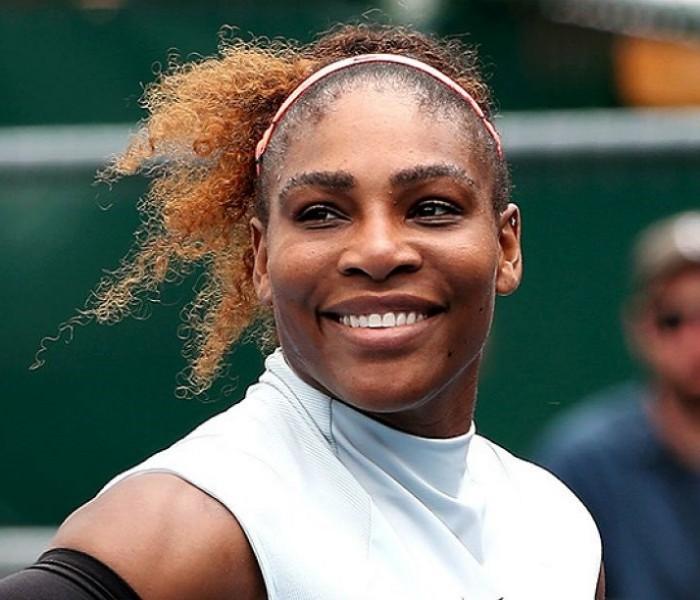 Tenis: Serena sigue primera en el ranking