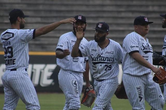 Beisbol, LMB: Almonte y Sultanes dejaron tendidos a Tigres en el arranque de la serie