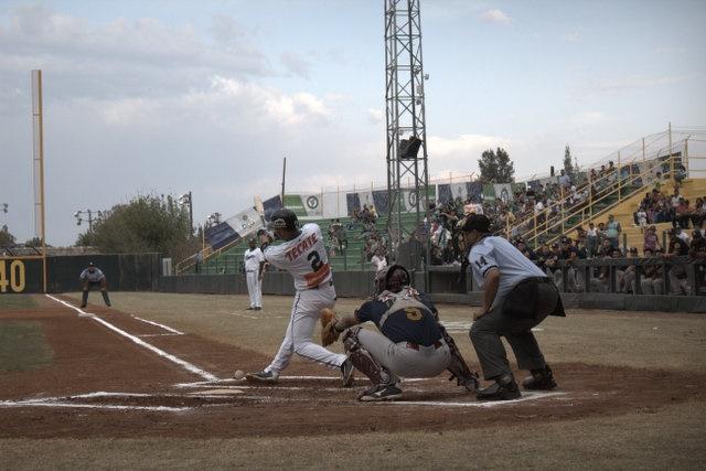 Beisbol, LMB: Vaqueros se quedan con el primero en Durango.