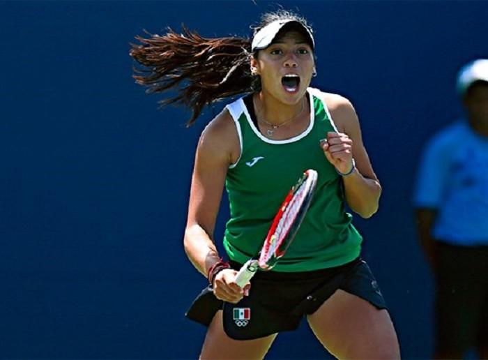 Tenis: Victoria Rodríguez marcha en sitio 276 ranking WTA