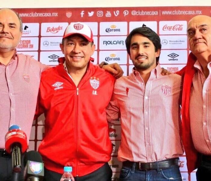 Fútbol: Nacho Ambriz será el nuevo técnico de Necaxa