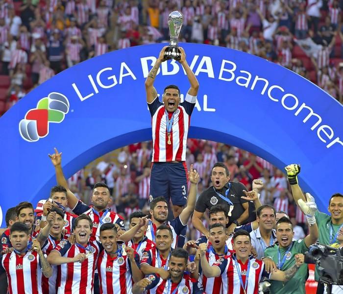 Fútbol: Chivas consigue el doblete y su doceavo título de Liga