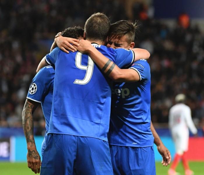 Fútbol: Juventus fue contundente ante Mónaco y ve cercana la final