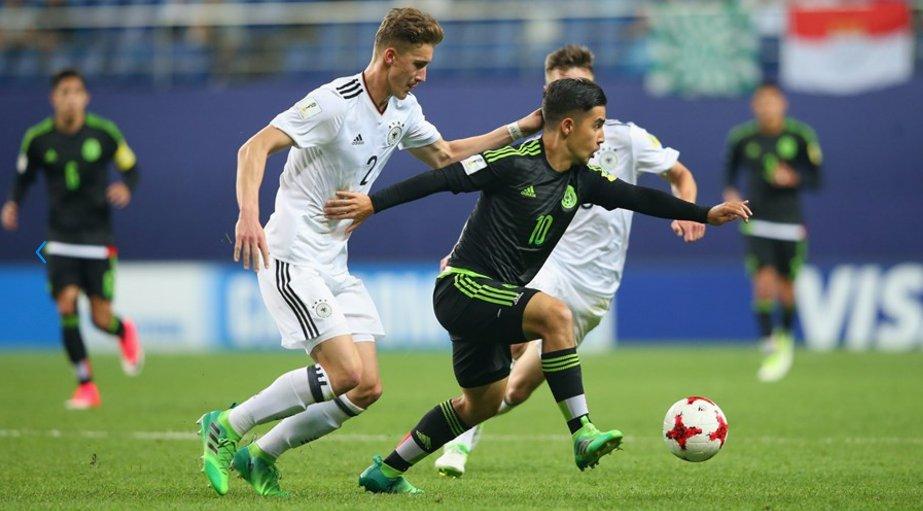 Fútbol: México y Alemania igualan sin goles en el Mundial Sub 20 – AYM Sports