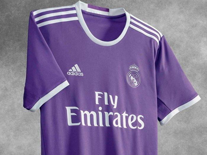 Fútbol: Real Madrid usará segundo uniforme para la final de la Champions