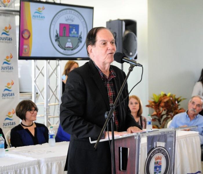 CONFERIRÁN DOCTORADO HONORIS CAUSA A COMISIONADO DE LA LAI