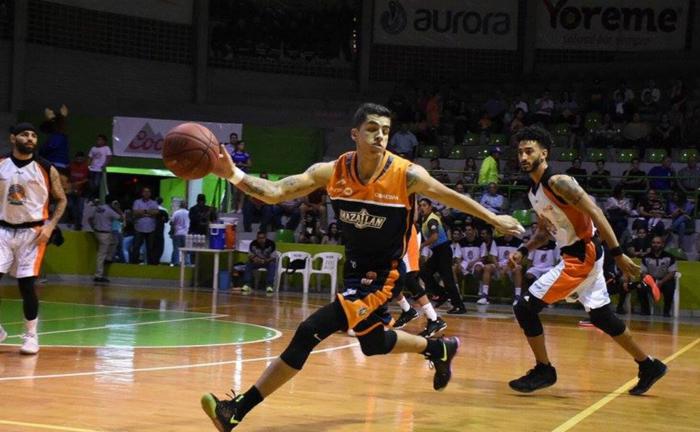 CIBACOPA, Baloncesto: Halcones lo vuelve hacer ante Náuticos